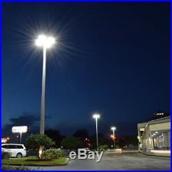 1000LED 60W LED Shoebox Light, Street Light, 5000K, AC110-277V Slip Fitter IP65
