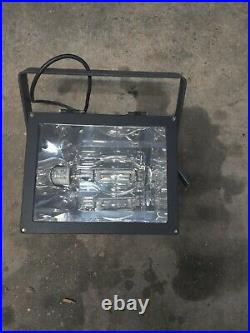 1000 Watt Metal Halide Flood Light Fixture with bulb