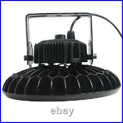 100W 12,000LM High Bay Light UFO LED Factory Warehouse Gym Lighting
