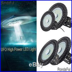 100W 150W 200W 250W UFO High Power LED Bay Light Warehouse Commercial Shop Lamp