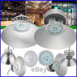100W 150W Watt LED High Bay Light White Lamp Shed Factory Shop Industry Fixture