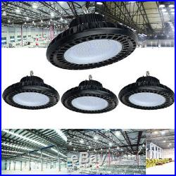 100W 150Watt Dimmable UFO High Bay LED Warehouse Shop Light High Low Bay Fixture