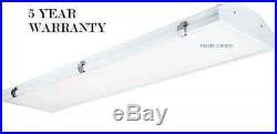 100W High Bay LED Light Fixture Warehouse Gym Shop Factory Garage Work Shop New