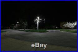 100W LED Shoebox Area Business Public Lighting Parking Lot Light Hotel Business