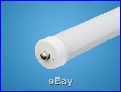 10PCS 8FT FA8 36W 6500K Single Pin Fluorescent T8 LED Tube Light Lamp 8 Foot
