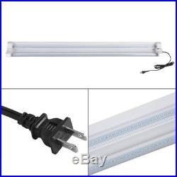 10Pack 4' LED Shoplights Hanging Shop Light Fixture 4500 Lumens Garage Work MX