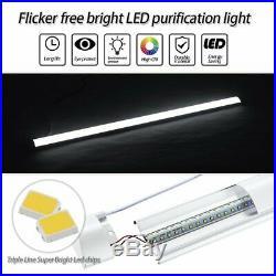 10X 4FT 120CM LED Tube Ceiling Fluorescent Batten Lights Cool White Office