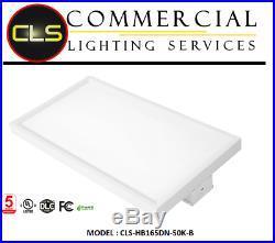 (10) LED High Bay Light 165 Watt Warehouse light, 21450 Lumens, 5000 Kelvin