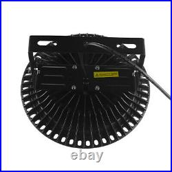 10pcs 100W UFO LED High Bay Light Gym Factory Warehouse Industrial Shed Lighting