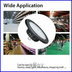 10pcs/PK 100Watt LED High Bay Light 400W HPS/HID Equivalent 5500k Daylight White