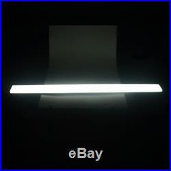 10x 65W 4FT 1200mm Slim LED Batten Tube Light Blade Linear Panel Downlight White