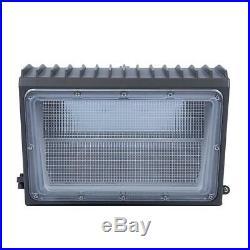 125W 150W LED Wall Pack Light Commercial Lighting Photocell Dusk to Dawn Sensor