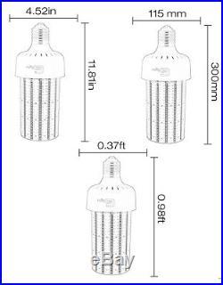 12PCS 400Watt Metal Halide LED Replacment 120W Warehouse High Bay Light Bulb E39