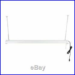 12X Linkable LED Shop Light 4ft 42W 5000K 4800LM Super Bright, cETLus P2
