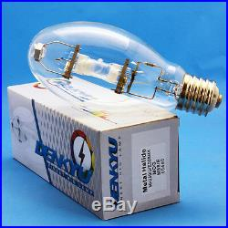 (12) MH250/U/4K/ED28 DENKYU 10440 250W Metal Halide Lamp MOG M58/E Bulb