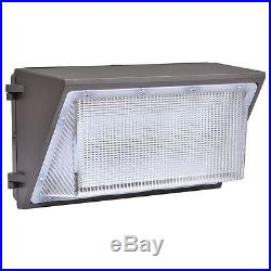 135W LED Wall Pack Fixture Outdoor Lighting 5000K 16400Lm Waterproof Lamp DLC