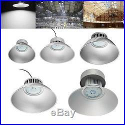 150W 100W 70W 50W 30 Watt LED High Bay Light Warehouse Fixture Factory Shed Lamp