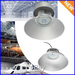 150W 100W LED High Bay Warehouse Light Bright White Fixture Factory Outdoor Shop