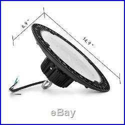 150W 2pcs Energy saving Led High Bay UFO Light 150lm/W Smd 2835 Ip65 Waterproof