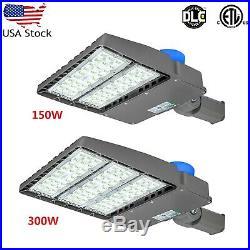 150W 300W LED Street Light for Outdoor Area Parking Lot Slip Fitter 100-277V