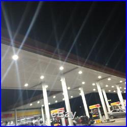 150W LED Gas Station Canopy Lights (450W Equiv) 19500LM Parking Garage Light