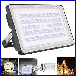 150W LED Security Lights Parking Lot Outdoor Flood Light Waterproof Garden Lamp