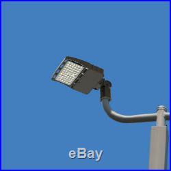 150W LED Shoebox Light Street Light LED Parking Pole Lot Light 5000K DLC ETL