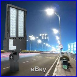 150W LED Street Light Industrial Floodlight Road Pathway Outdoor Security BE