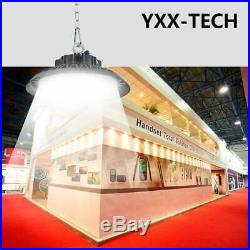 150W LED UFO High Bay Light with Motion Sensor Warehouse Factory Lighting UL/DLC