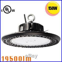 150W LED UFO high bay replace 400W warehouse metal halide shopping mall 5000K