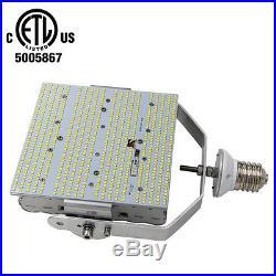 150W Shoebox LED Retrofit Kits Replace 1000W MH HPS E39 6000K Parking Lot Light