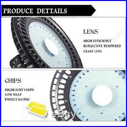 150W UFO LED High Bay Light Warehouse Industrial Factory Gym Explosion-proof