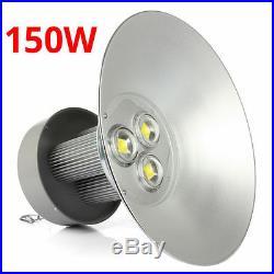 150W Watt LED High Bay Light Bright White Lamp Lighting Fixture Factory Industry