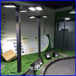 150 watt LED Pole Light fixture energy efficient parking lot outdoor playground