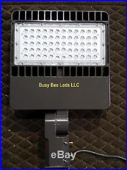150w Led Shoe Box Parking lot light fixture very bright x 10 pcs