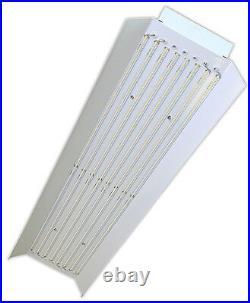 192 Watt LED High Bay. 95 CRI 5000K 16-lamp-T8 replacement DLC Certified
