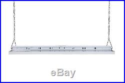 1 X 4 Foot 225W Linear High Bay LED Dimmable Shop Light Fixture Warehouse 5000K