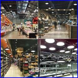 200W 100W 150 Watt LED UFO High Low Bay Light Fixture Factory Warehouse Lighting