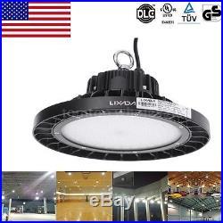 200W 24000LM Very Bright LED High Bay Light Pendant Lamp SDM3030 Industrial IP66
