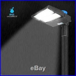 200W LED Parking Lot Light 26000LM Street Pole Light Outdoor Commercial Lighting