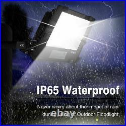 200W Outdoor Parking Lot Shoebox Arena Courts Security Lighting LED Flood Light