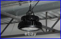 200 Watt 26000 Lumen 120-277V IP65 LED Round Highbay Light Fixture