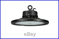 200 Watt Slimline UFO LED High Bay 26400 Lm 100-277 volt, 5000 Kelvin DLC Listed