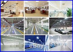 20Pack UL 20W 4Ft Cool White 5000K LED T8 Milky/Clear Fluorescent Tube Light G13