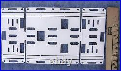 20 Retrofit Kit Plates for 8' 2 Bulb T12 Light Strip To 8' T8 4 Lamp LED Fixture