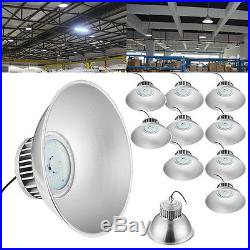 20x 100W LED High Bay Light Fixture Warehouse Factory Industry Shop Lighting