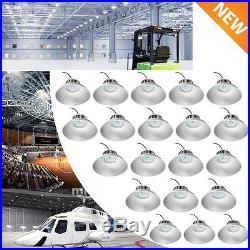 20x 100W LED High Bay Warehouse Light Bright White Fixture Factory Outdoor Shop