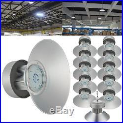 20x 150W LED High Bay Light Warehouse Fixture Factory Industry Shop Lighting