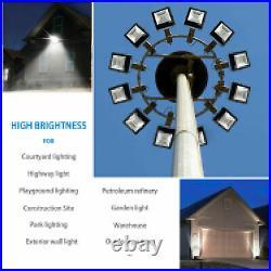 240W LED Flood Light, Bright LED Stadium Light, 31,200Lm 1000W Equivalent 5000K