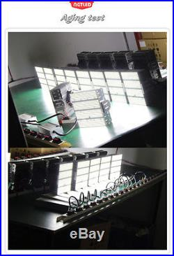 240W LED Stadium Parking Lot Light Retrofit 1000Watt HID Shoebox Fixture E39 DLC